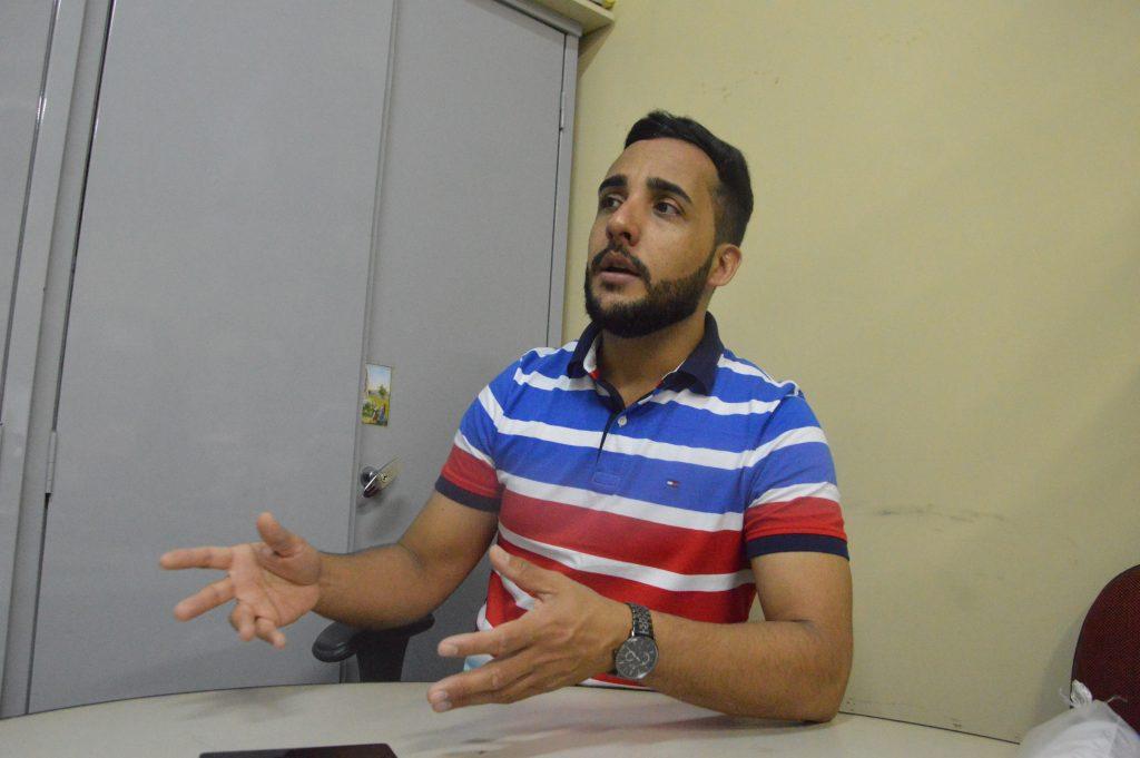 Newton Filho Presidente daComissão Tecnica de Licitações da STTU 16