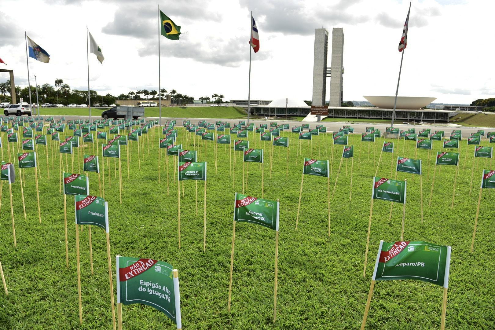 Prefeitos em Brasília André Almeida CNM