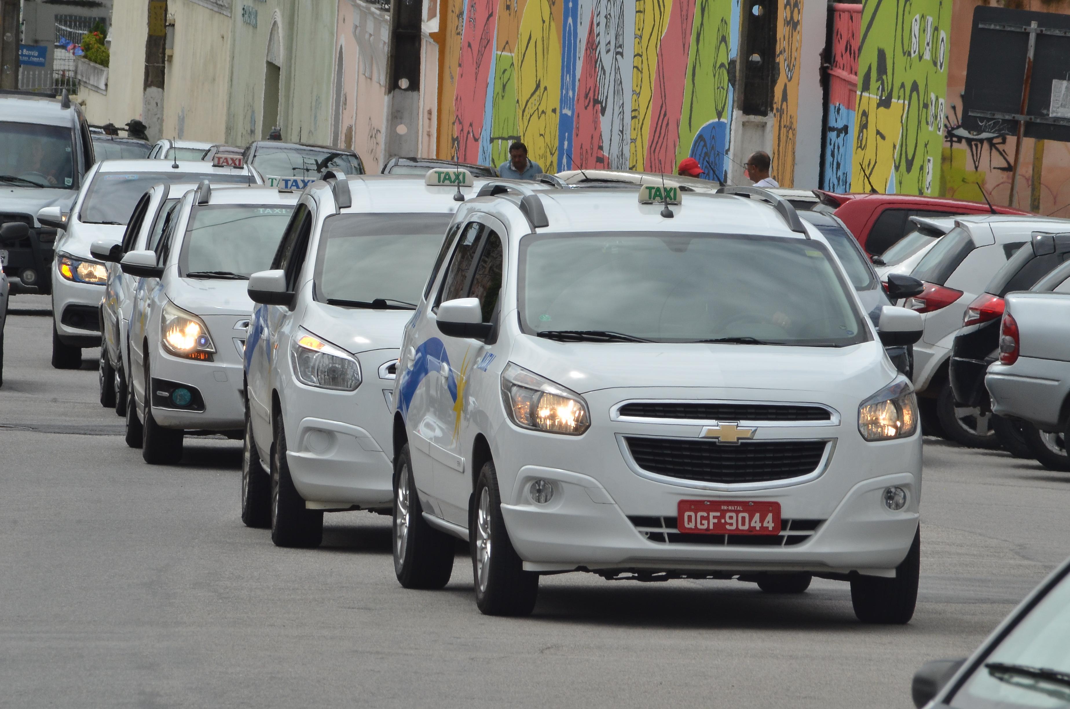 Protesto dos Taxistas 8