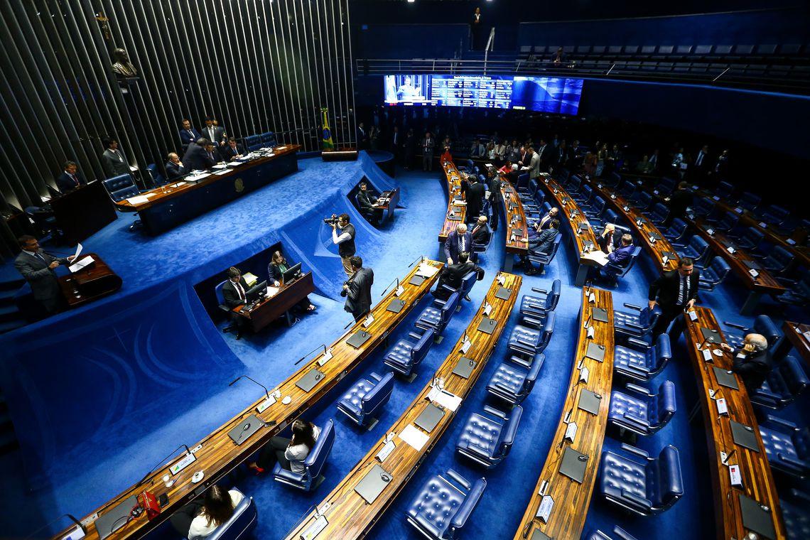 Senado Foto Marcelo Camargo ABr