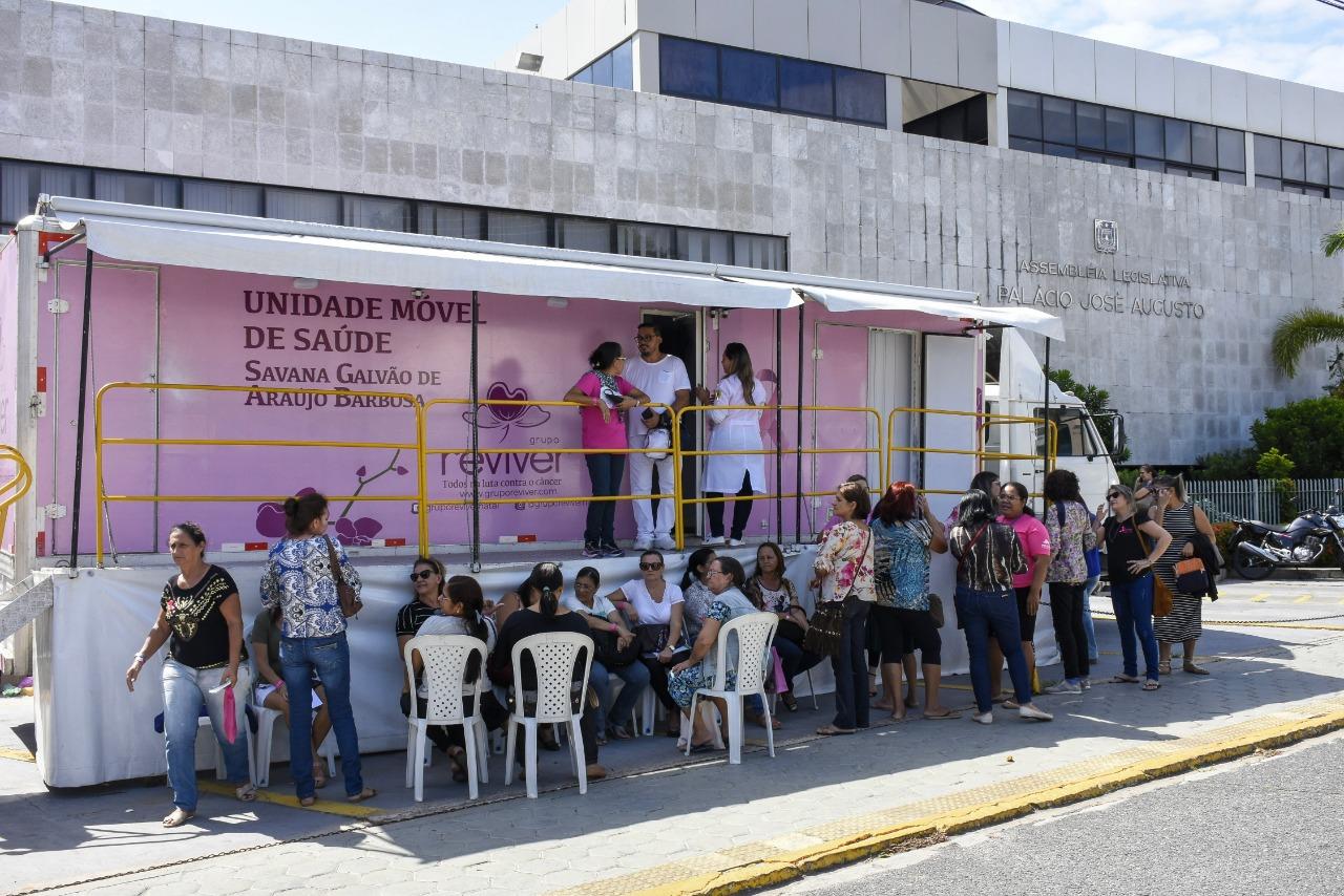 Atendimento Grupo Reviver. Foto: Divulgação