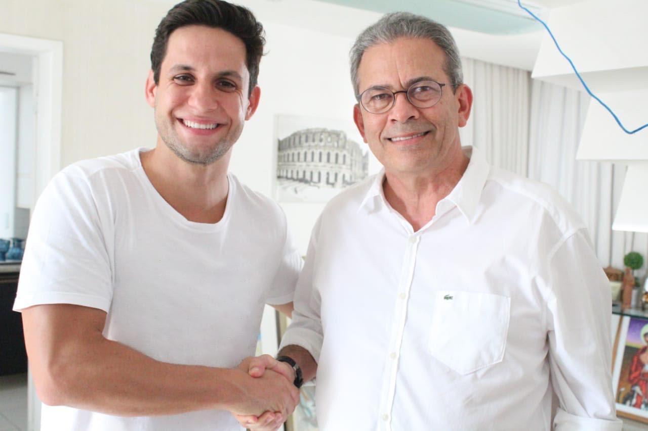 Rafael Motta e Hermano Morais. Foto: Divulgação