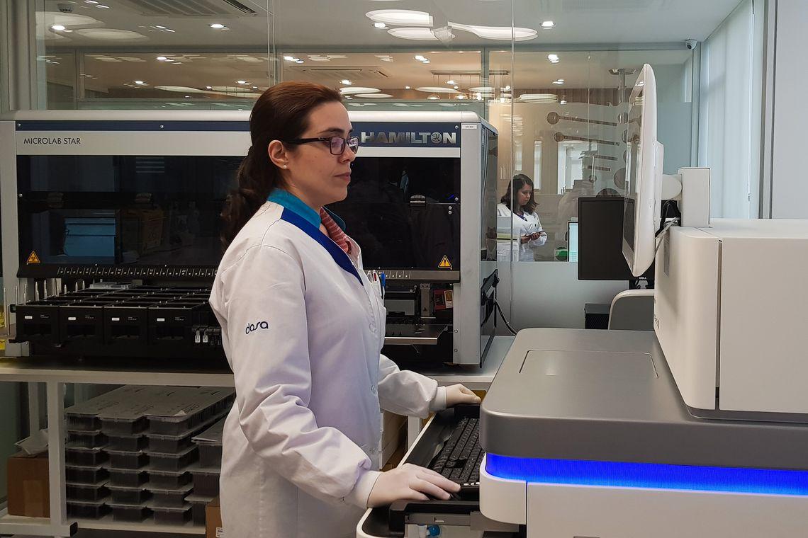 procedimento 131219maquina que faz sequenciamento completo do genoma 24704