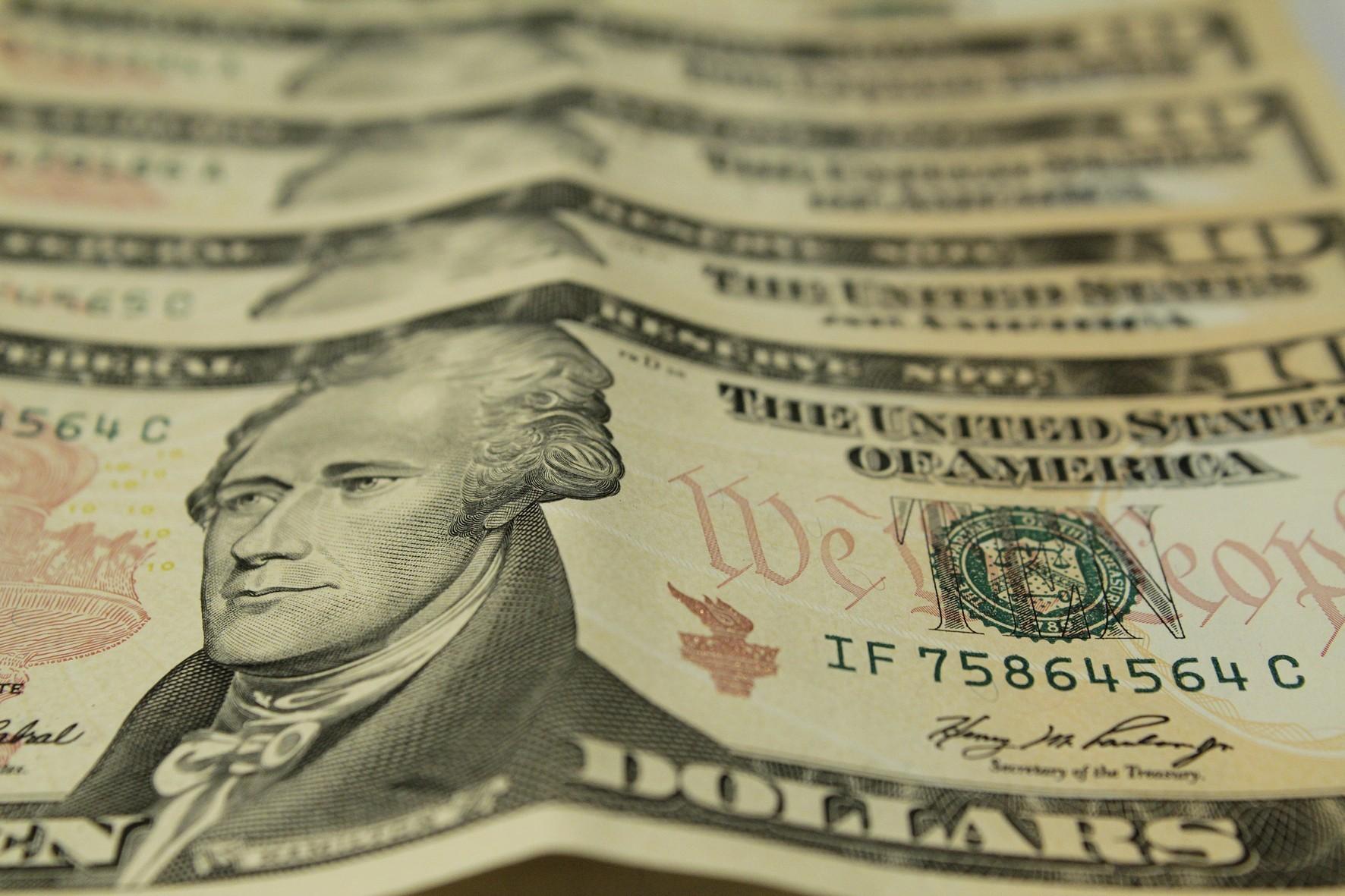 Dólar. Foto: Marcos Santos/USP Imagens