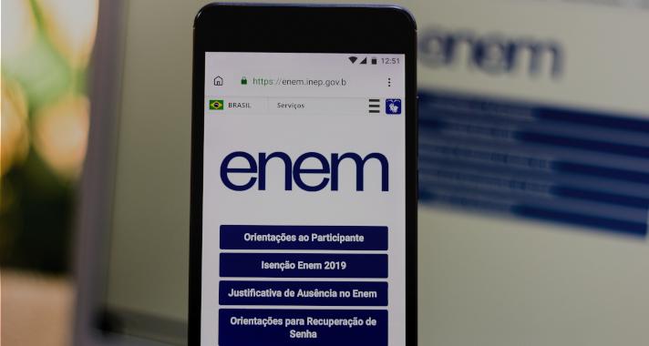 2019 06 05 O que acontece com quem falta na prova do ENEM
