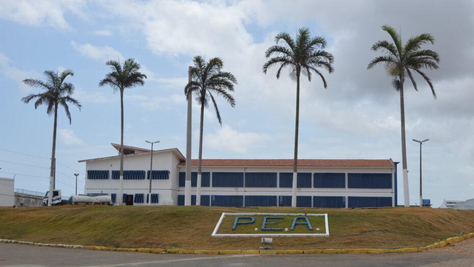 Penitenciária Estadual de Alcaçuz. Foto: José Aldenir/Agora RN