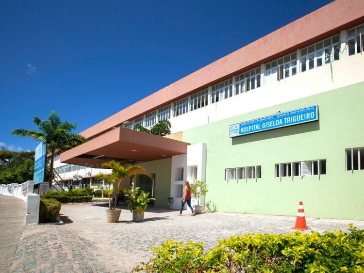 Referência, Hospital Giselda Trigueiro será o primeiro a receber ...