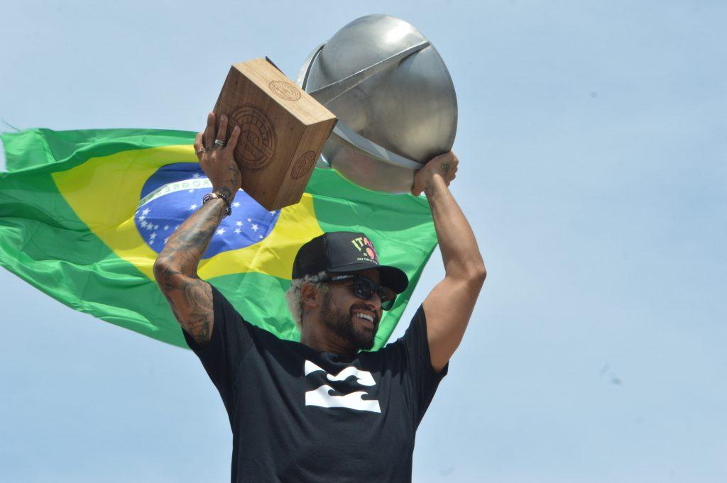 Italo Ferreira - Campeão de Mundial de Surf . Foto: José Aldenir/Agora RN