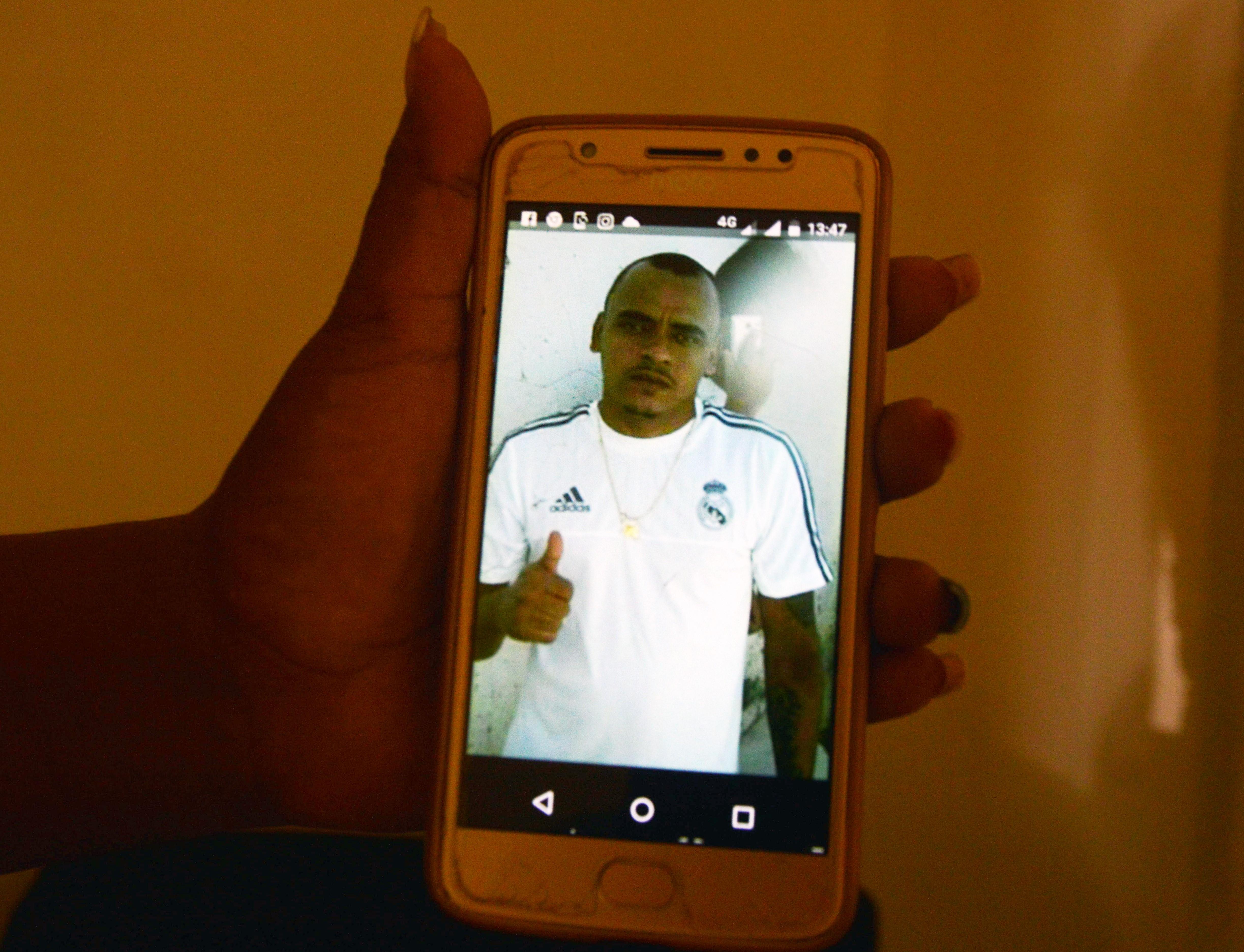 Jefferson Souza dos Santos tinha 30 anos. Foto: José Aldenir/Agora RN