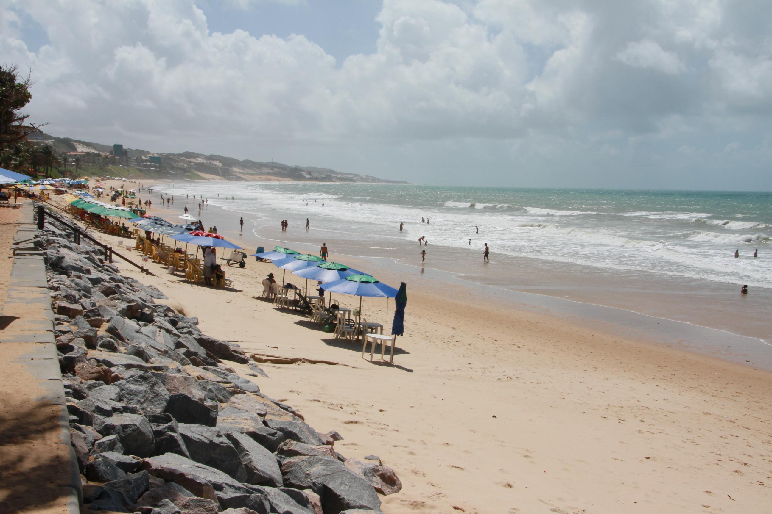 Praia de Ponta Negra 58