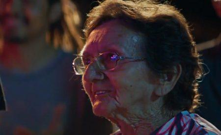 Dona Tânia. Foto: Vitrine Filmes/Reprodução