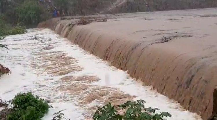 Barragem Encanto. Foto: Divulgação