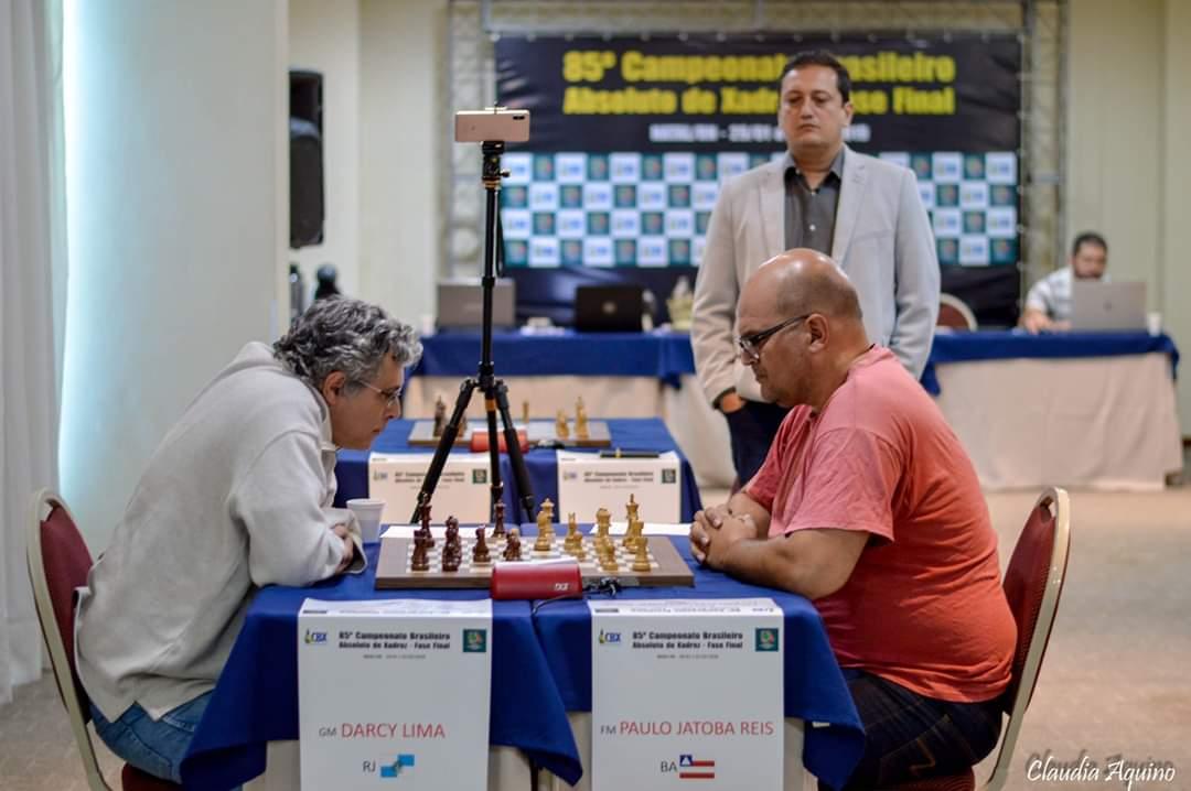 Campeonato de Xadrez. Foto: Divulgação