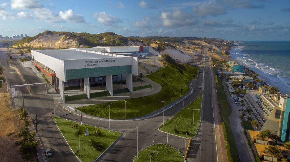 Centro de Convenções Setur
