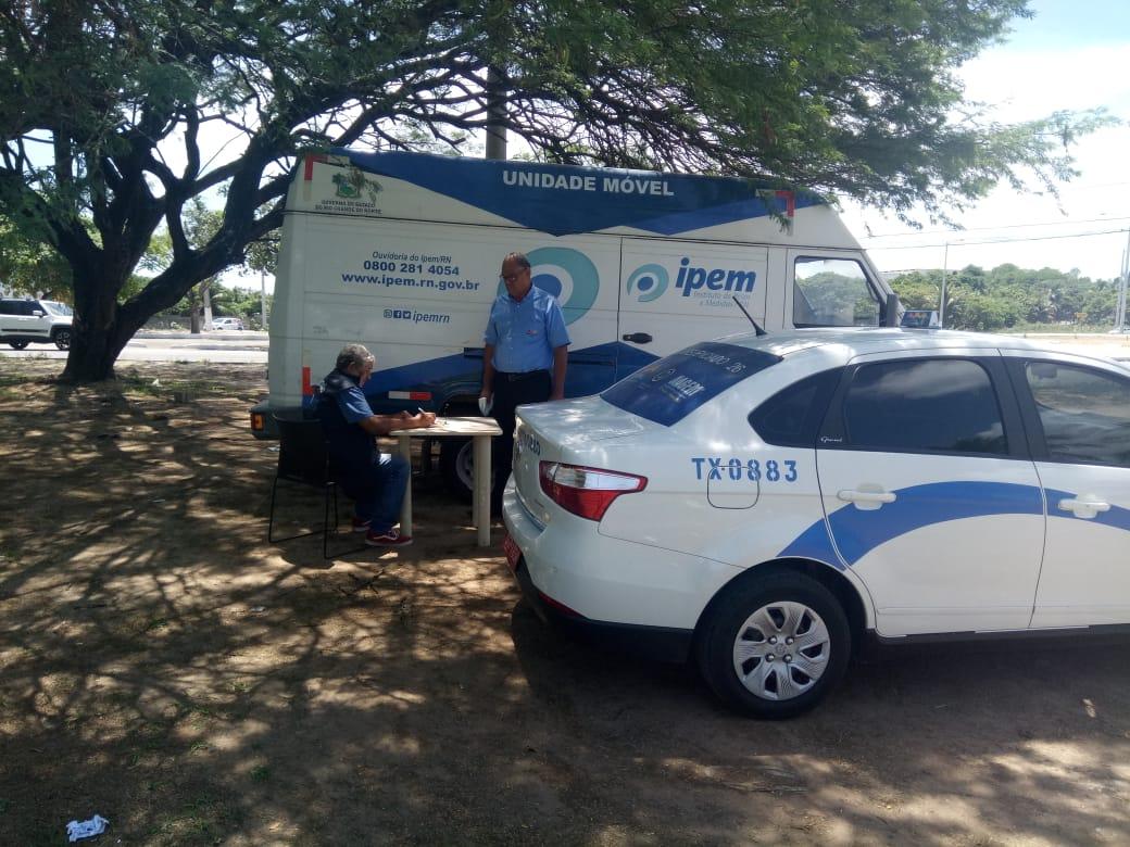 Fiscalização Taximetro IPEMRN 3