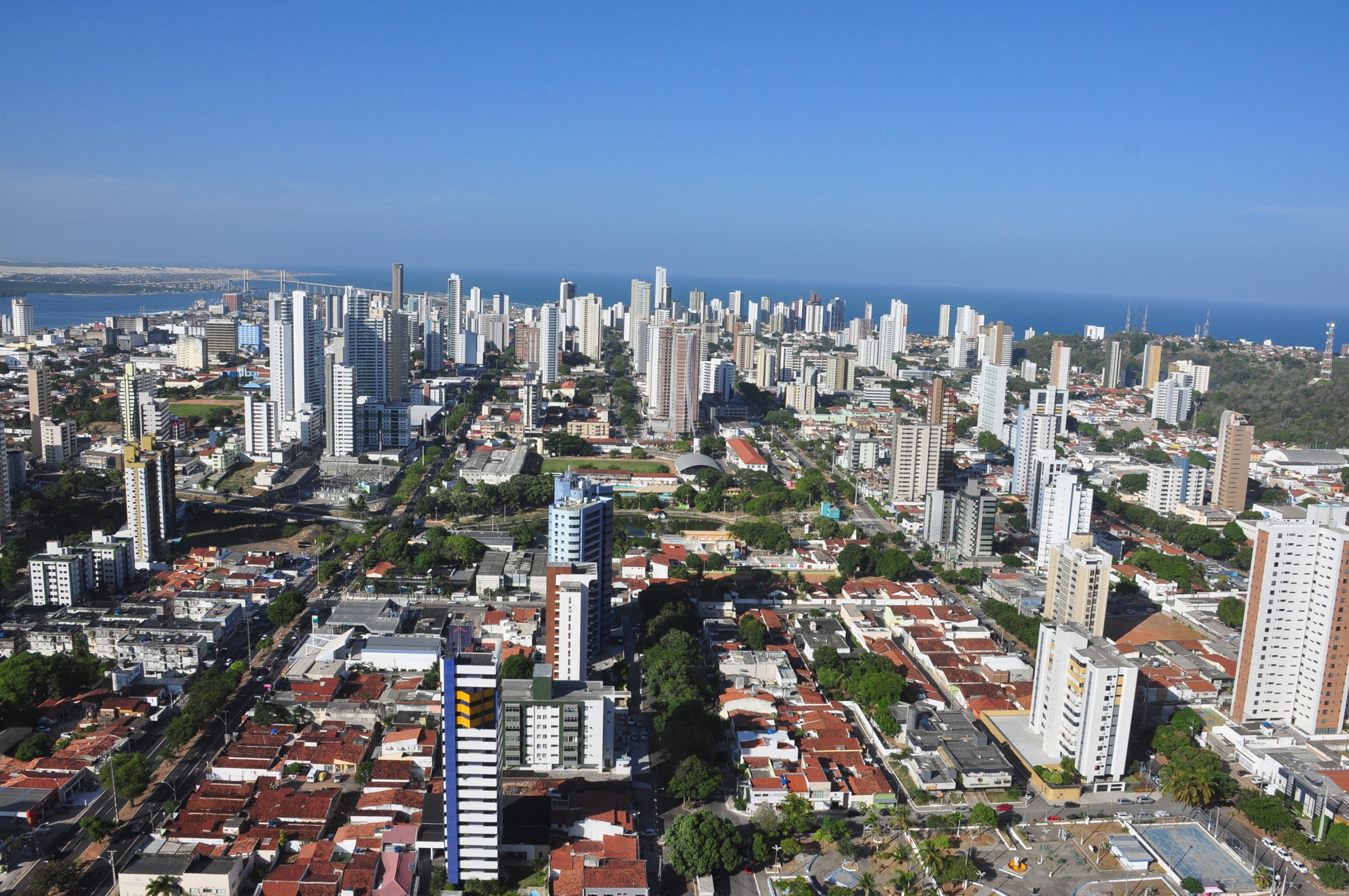 Fotos Aéreas Cidade de Natal 69 Avenida Prudente de Morais 1