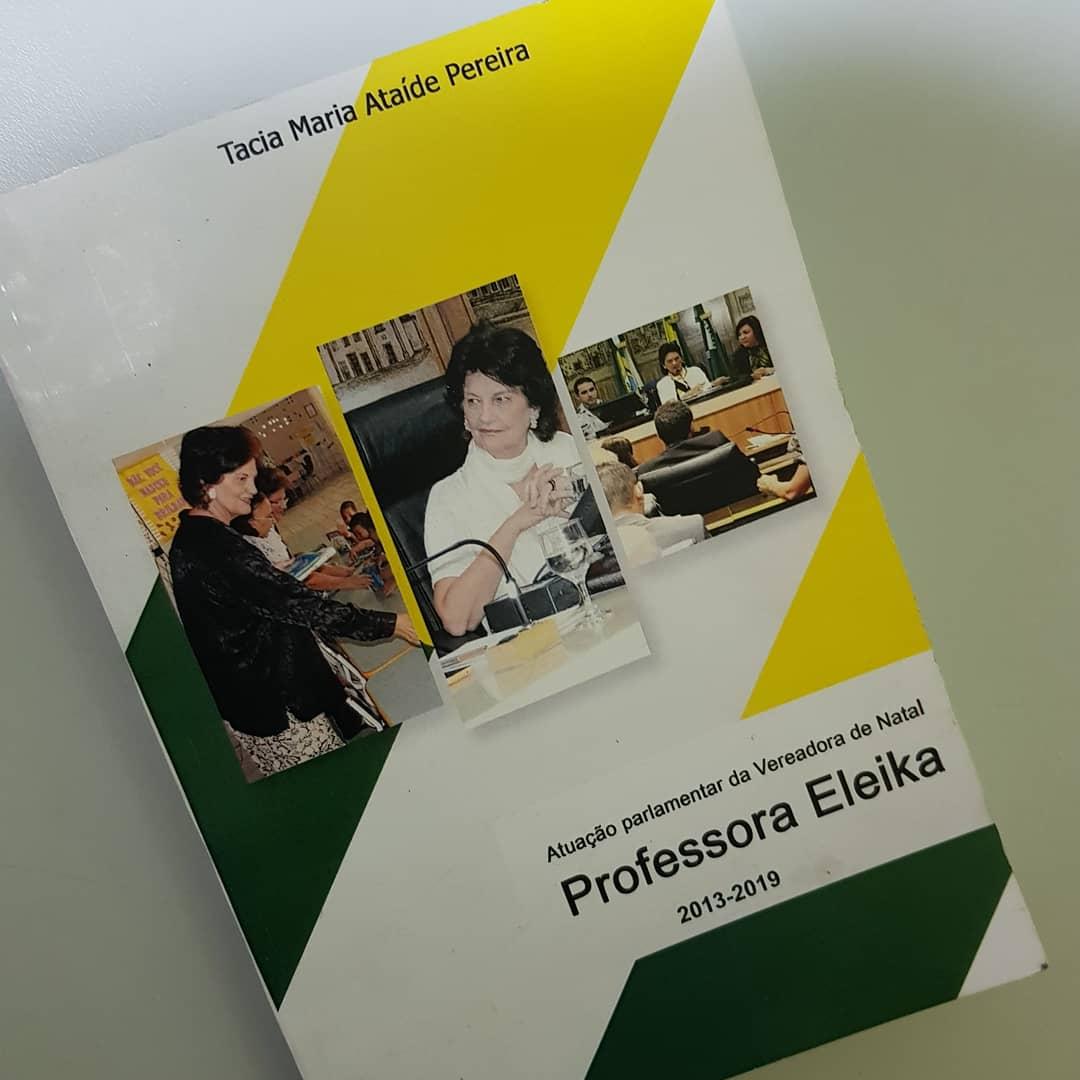 Livro Eleika 2