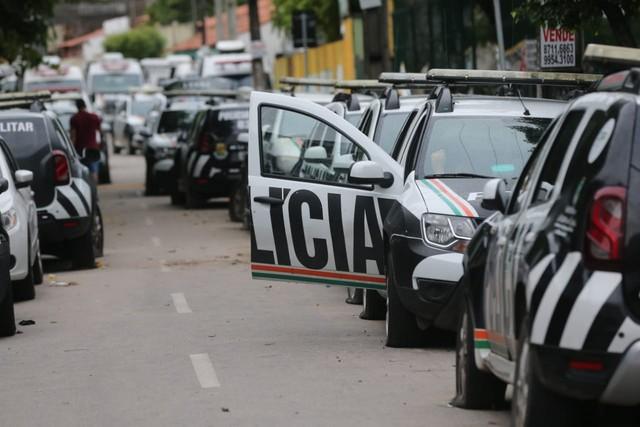 carros da policia