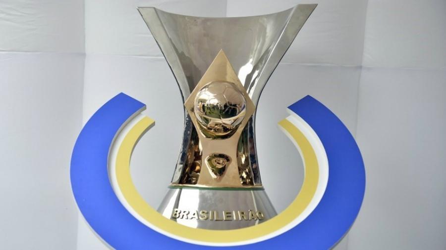 taca do campeonato brasileiro