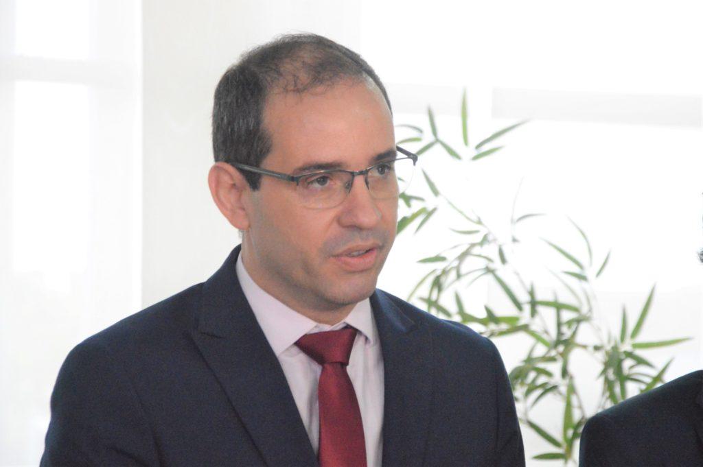 Assinatura de Contrato com Banco do Brasil Carlos Eduardo Xavier 42 1