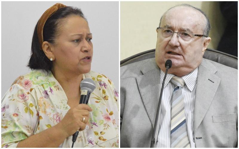 Fátima e José Dias