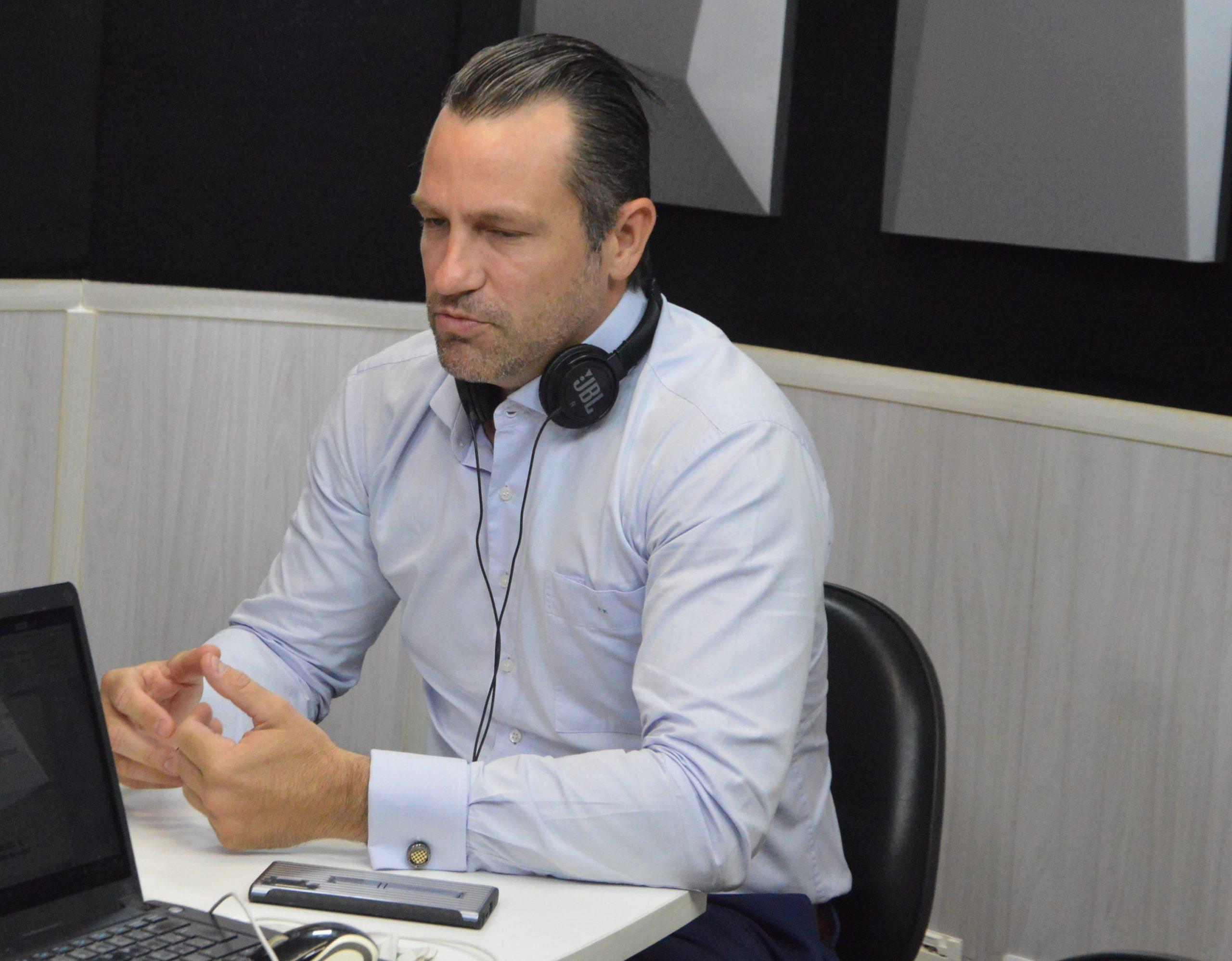 Manhã Agora Fernando Pinto Partido Novo 32 1 scaled