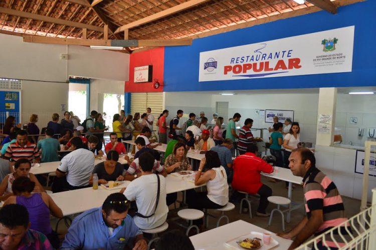 Restaurante popular 1
