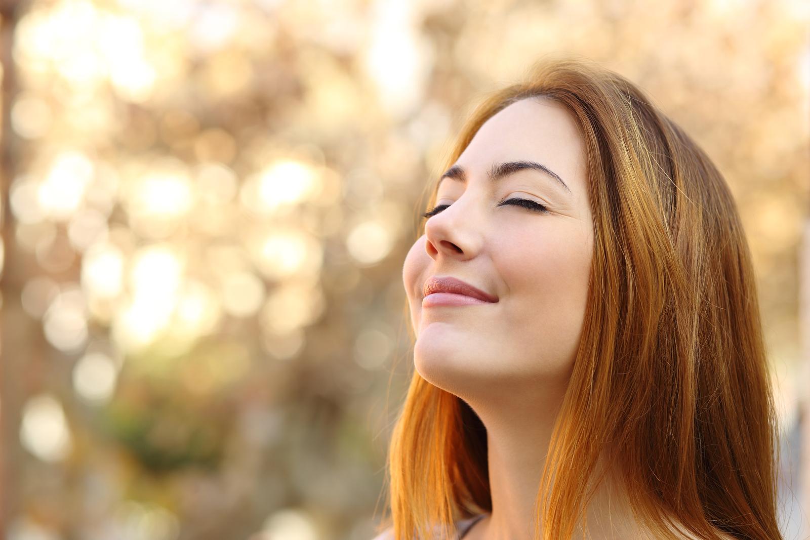 bigstock beautiful woman doing breath e 56099051