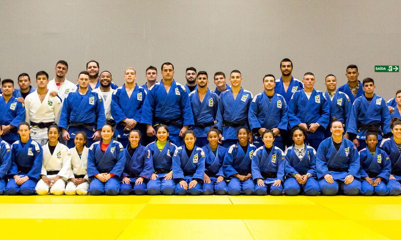 selecao judo treinamento