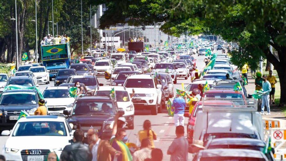 Candidato à reeleição, Álvaro Dias proíbe caminhadas, carreatas e passeatas em Natal
