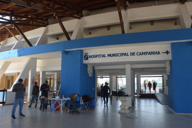 Prefeitura de Natal Usa Hotel desativado para Hospital de Campanha 6 750x499 2