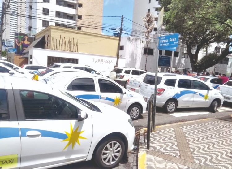 protesto taxistas 750x546 1