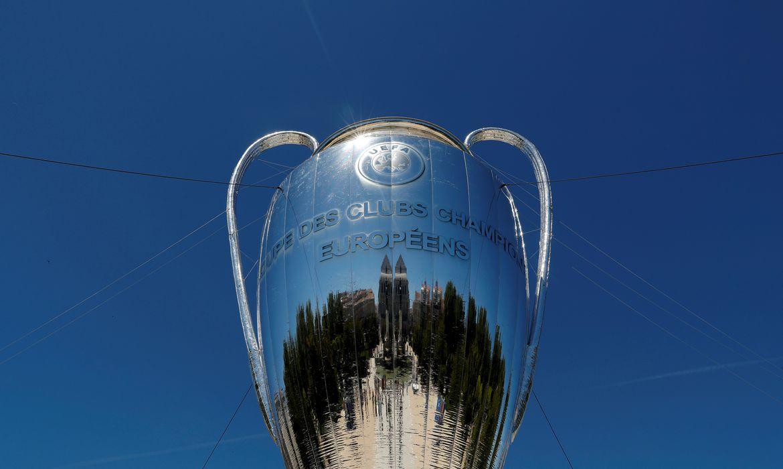 trofeu liga campeoes europa