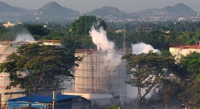 india vazamento gas industria 07052020094633341