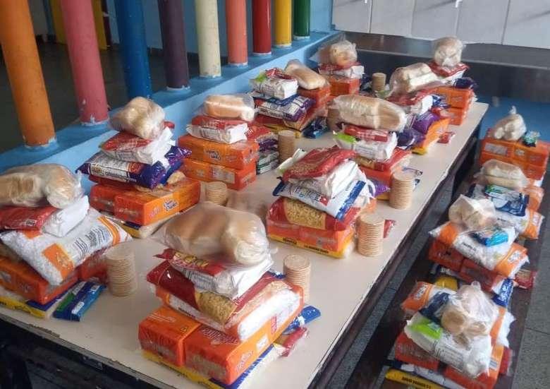 Agora RN Merenda Escolar no RN: 300 mil quilos de alimentos da ...