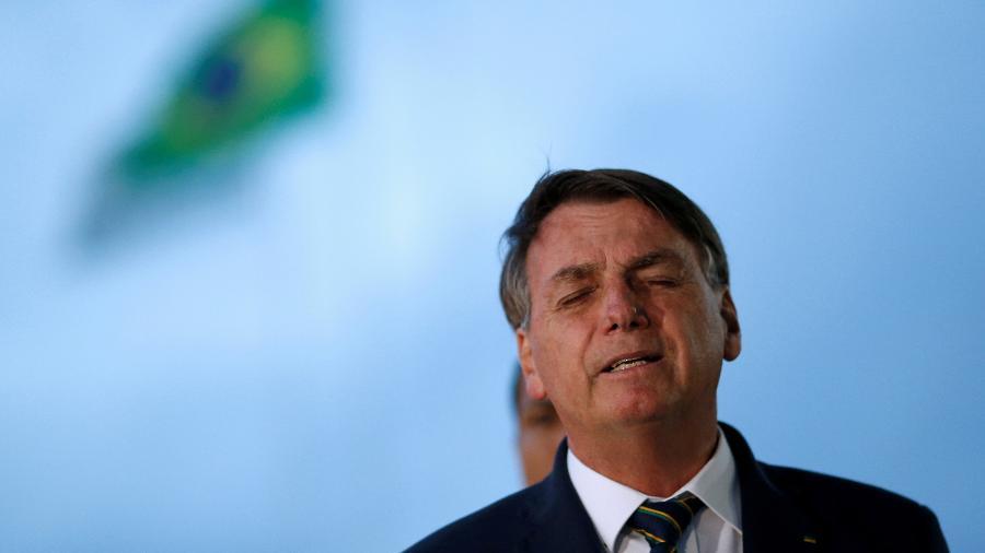 presidente jair bolsonaro em brasilia