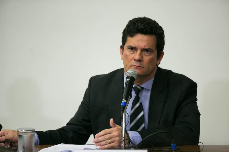 Ex ministro Sergio Moro
