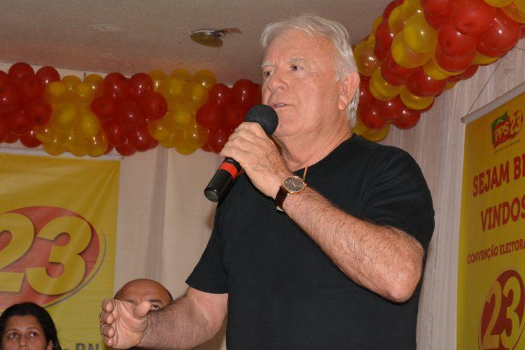 Ex prefeito Maurício Marques dos Santos