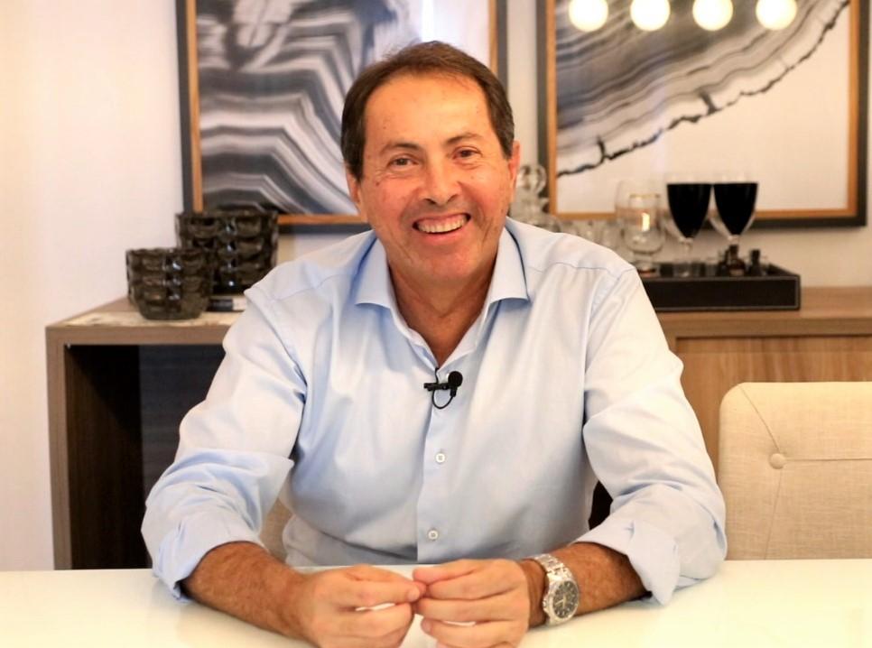 Fernando Freitas lançamento Movimento 65 Natal