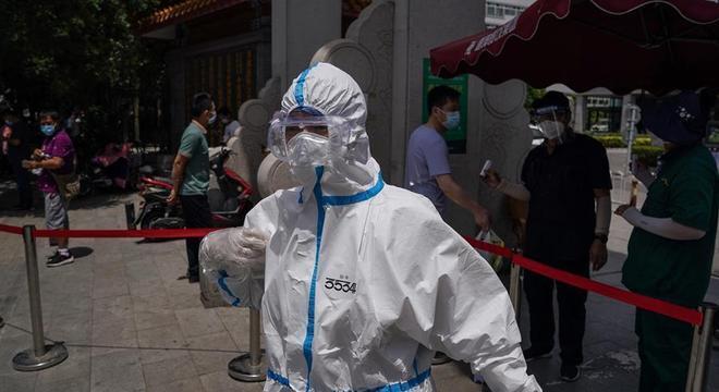 coronavirus china pequim hospital 15062020143602330