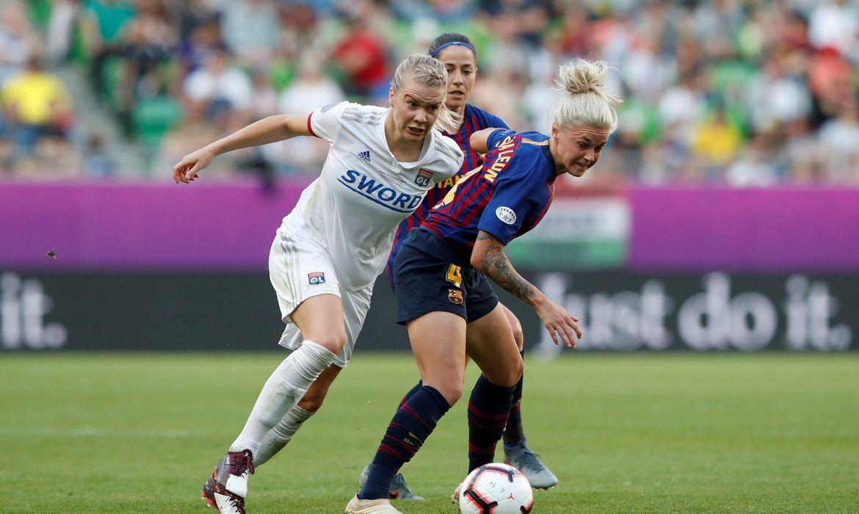 futebol feminino champions league final