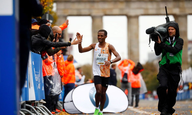 maratona de berlim 2019