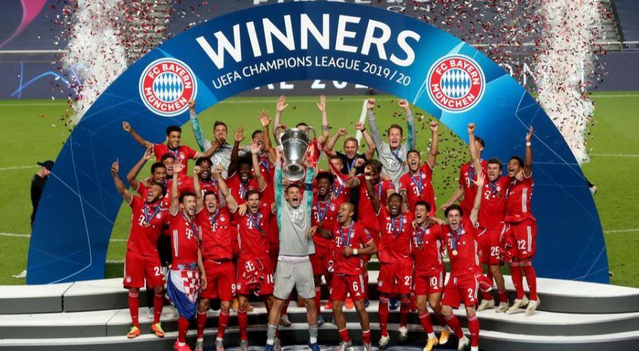 Bayern campeao 2