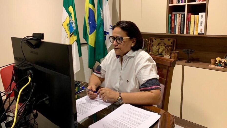 Fátima Bezerra convoca consulta pública para melhorar Segurança Pública e Defesa Social do RN - Jornal Agora RN