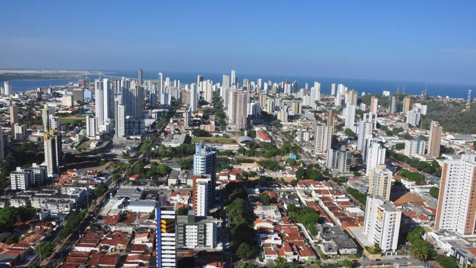 Fotos Aereas Cidade de Natal 69 Avenida Prudente de Morais 1