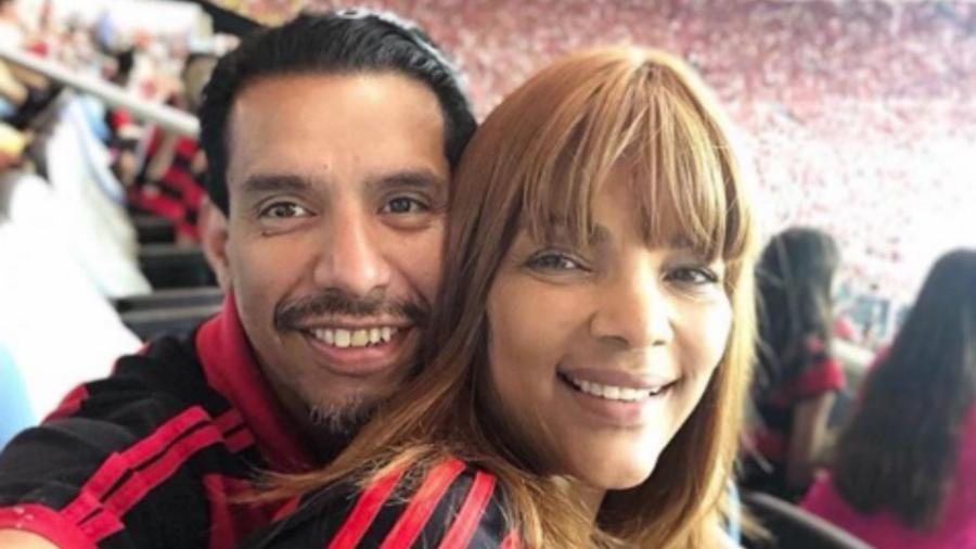a deputada flordelis e o marido anderson assassinado em junho de 2019