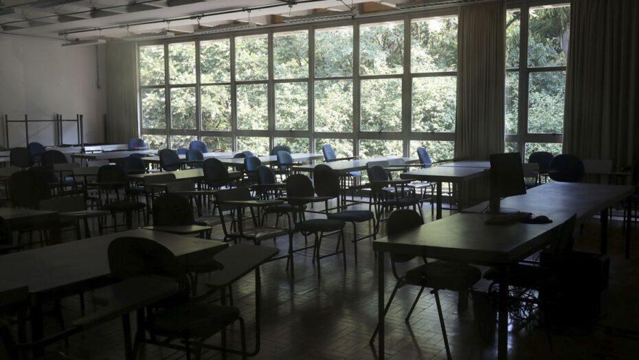 08 07 2020 sala de aula covid