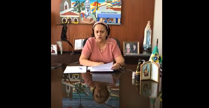 Governo do RN pagará 40% do 13º salário de 2020 no dia 10 de outubro, anuncia Fátima; VEJA VÍDEO - Agora RN