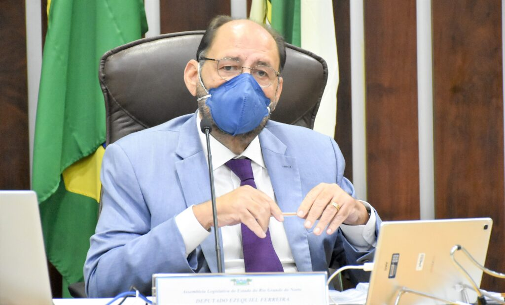 Deputado estadual Gustavo Carvalho (PSDB)
