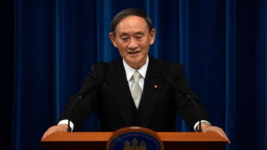 yoshihide sugaprimeiro ministro do japao 1609201058
